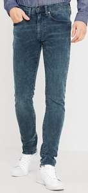 519™ EXTREME SKINNY FIT - Jeans Skinny Fit Levi's bij zalando 45% korting