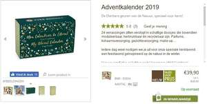 Yves Rocher Adventkalender 39.90 i.p.v. 49.90