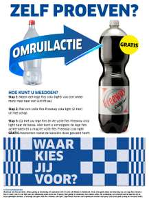 Lidl gratis FreeWay Cola Light
