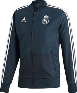 Adidas Real Madrid Pre Match Jacket. Voetbaldirect.nl 29,95 EURO