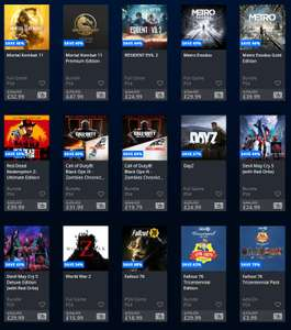 Afgeprijsde PS4 games in Halloween Sale @ PSN
