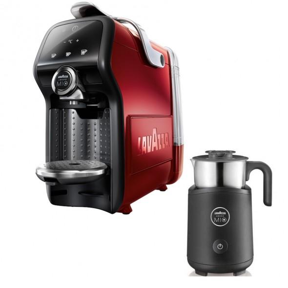 €10 Euro korting bij het afrekenen van een Lavazza A Modo Mio Magia LM6000 Koffiezetapparaat