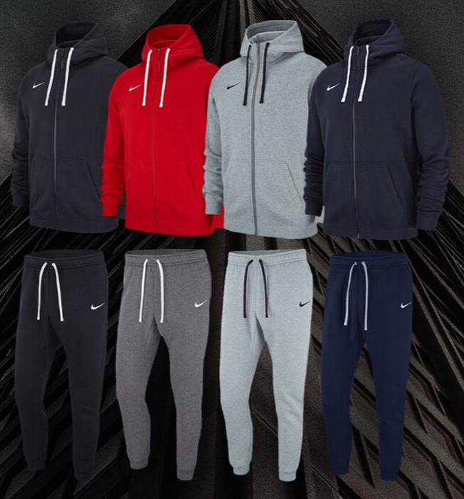 Nike Team Club 19 set + gratis verzending t.w.v. €9,95 @ Geomix