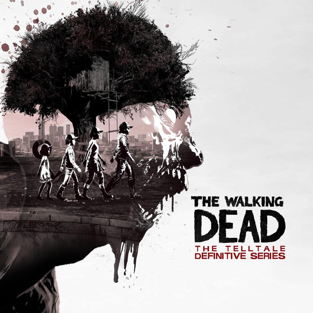The Walking Dead: The Telltale Definitive Series @ PSN