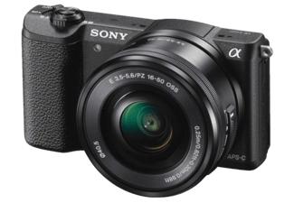 SONY Alpha A5100L + 16-50mm Camera @ Media Markt