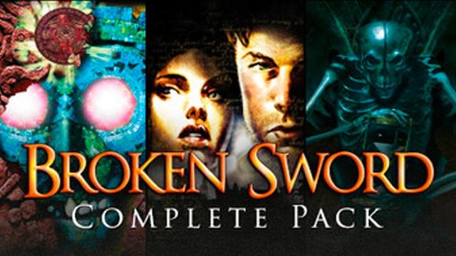 Broken Sword Complete Pack @ Fanatical