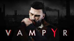 Vampyr (Steam) @ Fanatical