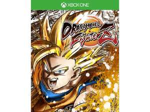 Dragonball FighterZ voor Xbox One voor €17,39 @ mediamarkt
