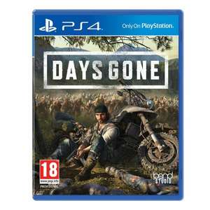 Days Gone (PS4) voor €28,95 (of £24.85) bij Base.com
