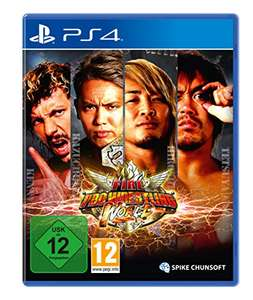 Fire Pro Wrestling World (PS4) @ Amazon.de