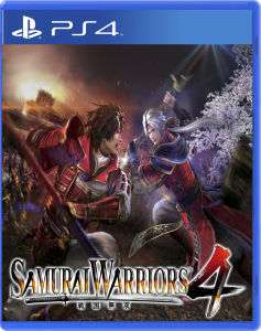 Samurai Warriors 4 (pre-order) (PS4) voor € 40,01 @ Zavvi