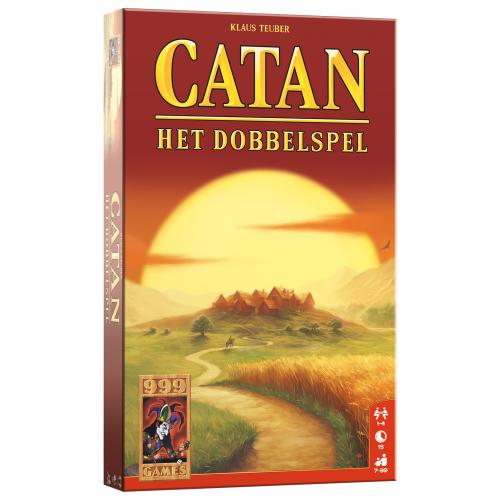 999 Games De Kolonisten van Catan dobbelspel voor €2,50 @kruidvat