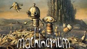 Machinarium (Android/Steam) @ Google Play