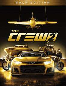[PC] The Crew 2 - Gold Edition