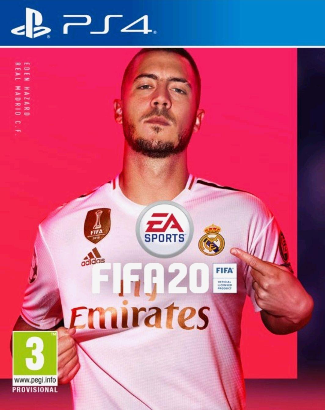 Fifa 20 voor Xbox & PS4