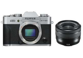FUJIFILM X-T20 + 15-45mm f/3.5-5.6 OIS PZ