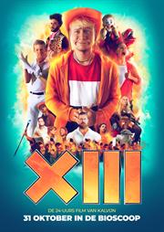 GRATIS naar Kalvijn film XIII (Lokaal Den Bosch)