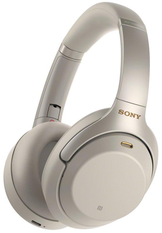 Sony WH-1000XM3 Zilver goedkoop op Bol.com