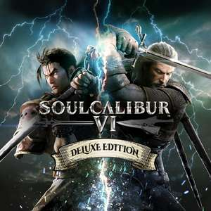 SOULCALIBUR Ⅵ Deluxe Edition (Steam) @ Gamersgate UK