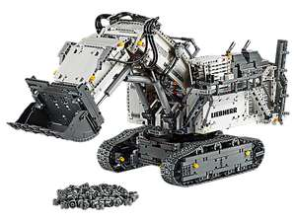 [Amazon] 10% korting op Lego : 42100 voor 324,62