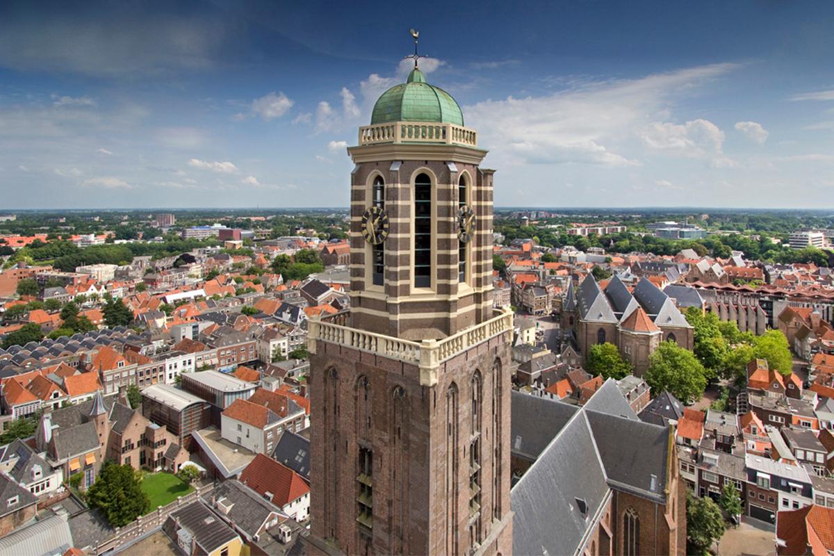 Pepperuitje Zwolle (Met legaal gratis parkeren)