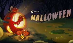 Steam Halloween Sale 28/10 - 1/11 @ Steam