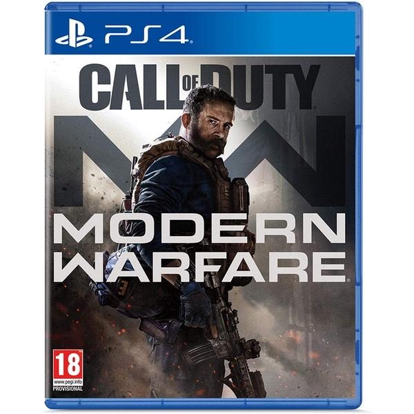 Call of Duty Modern Warfare PS4 voor €49,99