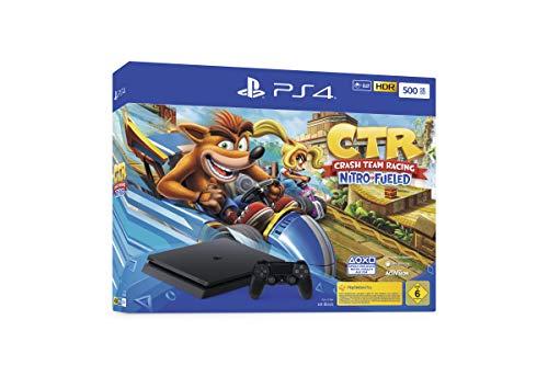 PlayStation 4 Slim (500 GB) + Crash Team Racing: Nitro-Fueled @ Amazon.de