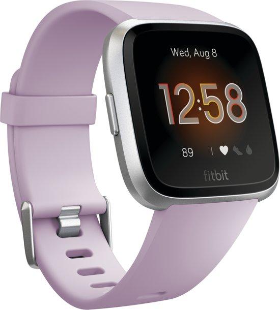 Fitbit Versa Lite €109,- bij Bol.com