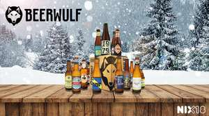 Beerwulf Winter speciaalbierpakket.