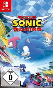 Team Sonic Racing Switch €19 @ amazon.de