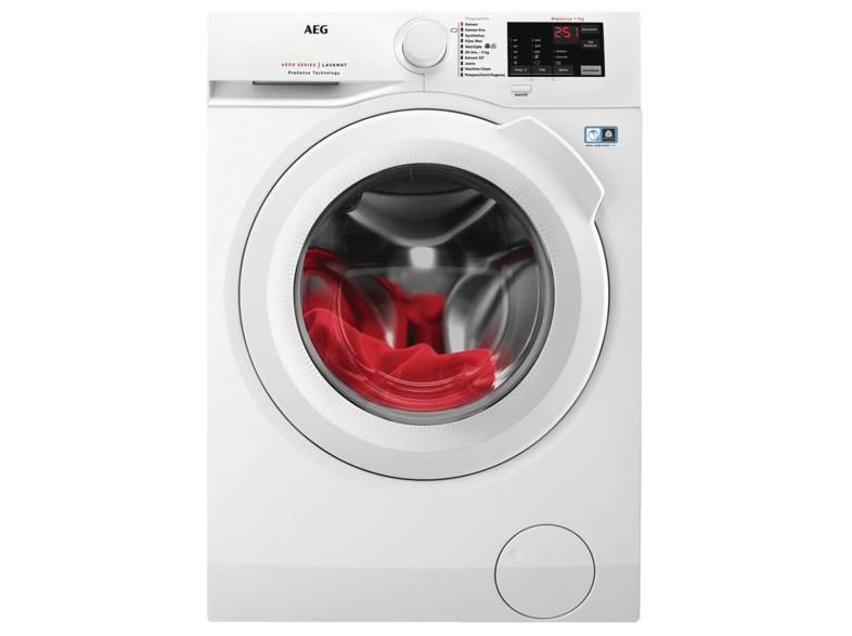 AEG L6FB94IW wasmachine (9kg,A+++-20%, 1.400rpm) voor €366,87 @ Media Markt