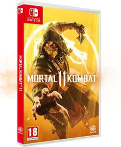 Mortal Kombat 11 (Switch) @ Amazon.fr