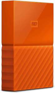 WD My Passport 1TB Oranje @ Amazon.co.uk