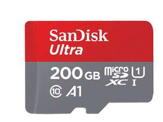Sandisk Ultra microSDXC 200 GB