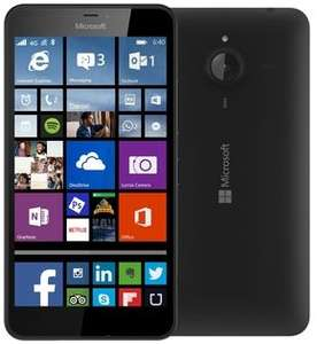 Microsoft Lumia 640 XL 4G (Zwart) met BEN 100 min/sms (1 maand) voor €179,45 @ Coolblue