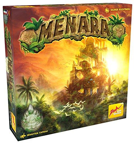 Menara, leuk spel bij Amazon.de
