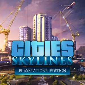 Cities: Skylines - PS4 editie @Playstation Store