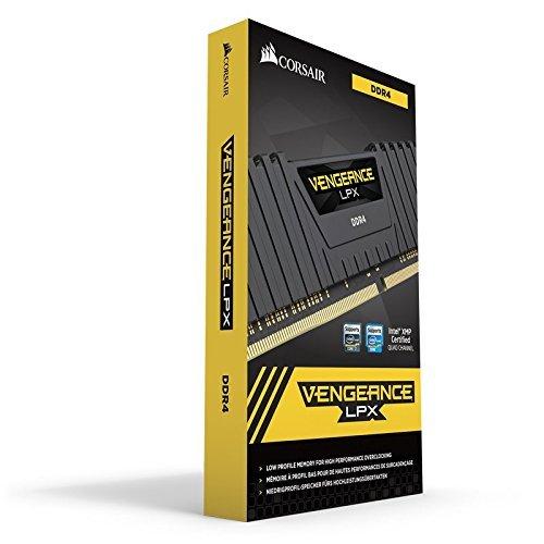 Corsair Vengeance LPX CMK16GX4M2D3000C16 16GB • DDR4 • 3.000Mhz • kit van 2
