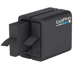 GoPro Dual Battery Charger HERO4 + batterij