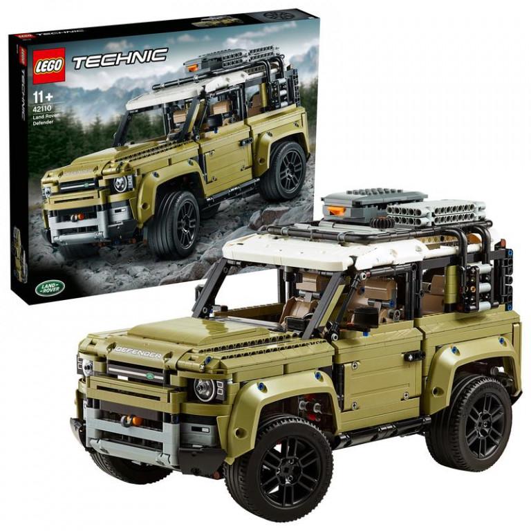 LEGO 42110 Technik Land Rover Defender