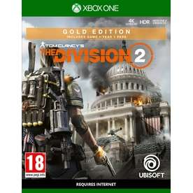 The Division 2 Gold Edition (XB1/PS4) @ Shop4NL
