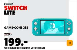 Nintendo Switch Lite @ Media Markt