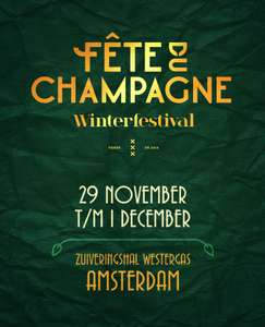 Fête du Champagne Winterfestival - EARLY BIRD TICKETS