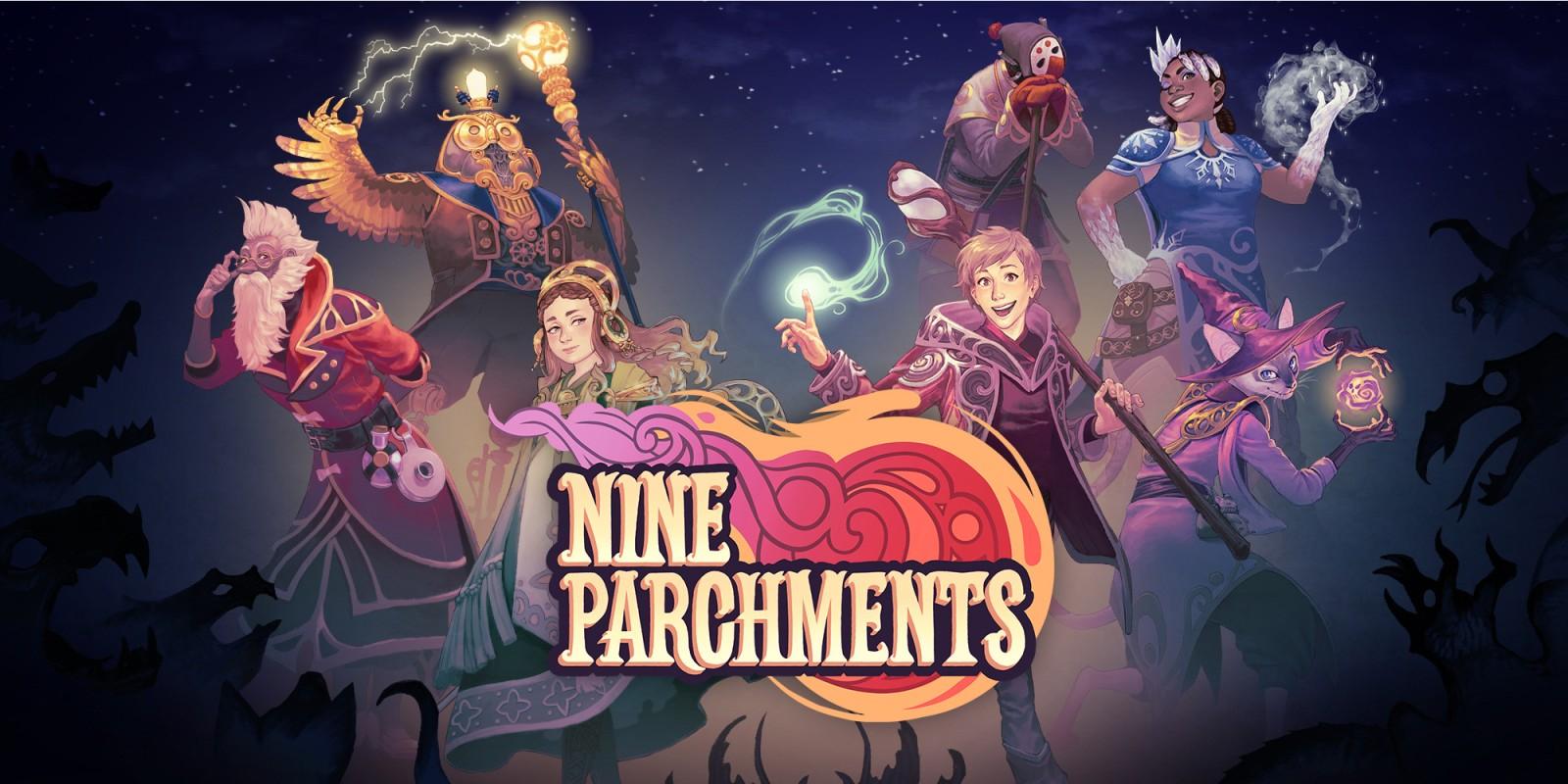 Nine Parchments nu 70% korting in de Nintendo e-shop!
