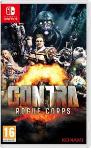Contra Rogue Corps voor Switch of PS4