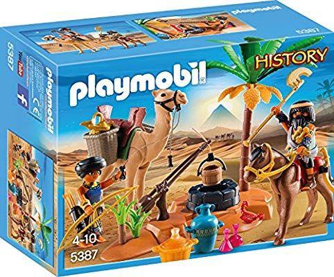 Playmobil 5387 Grafrovers met Egyptische schatten €9,99 i.p.v. €21,99 (adviesprijs) @amazon.de