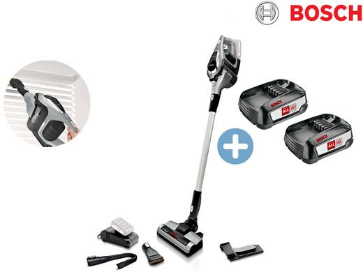 Bosch BCS1ULTD Unlimited Draadloze Steelstofzuiger + 2 accu's en hulpstukken