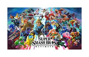 [Amazon.de] Super smash bros. ultimate voor €47,99