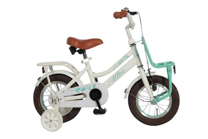 Meisjesfiets 12 inch voor €85 @fietsenopfietsen.nl